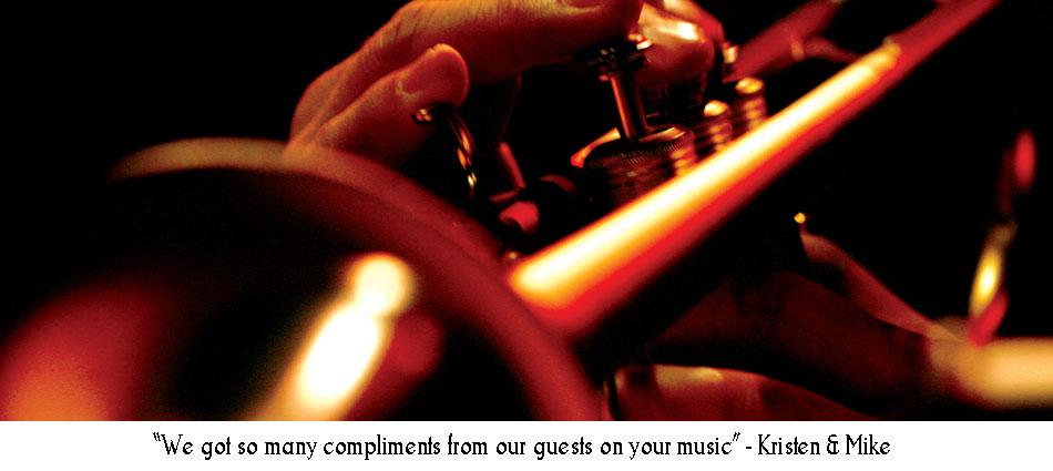 Seattle's Premier Wedding & Event Jazz Band | Jason Parker Quartet