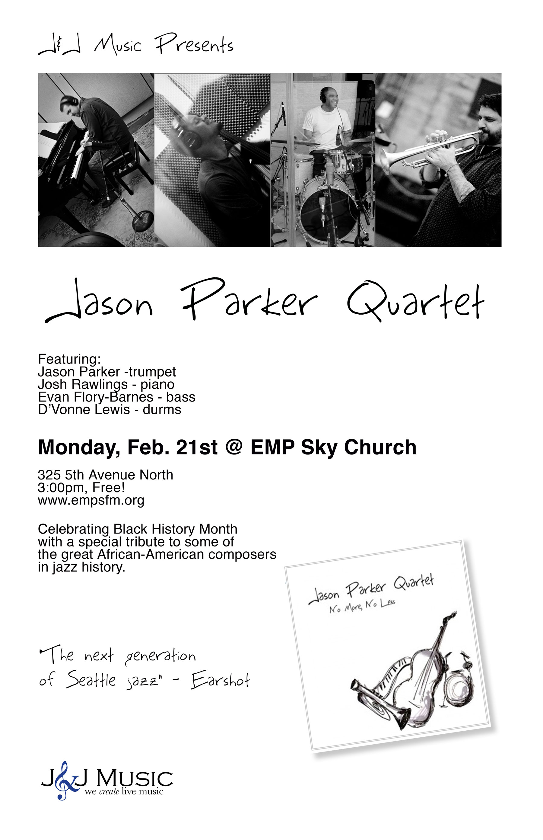 Your Chance To Catch the JPQ Live!